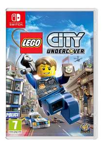 Lego City Undercover (Nintendo Switch) £24.85 delivered @ simplygames