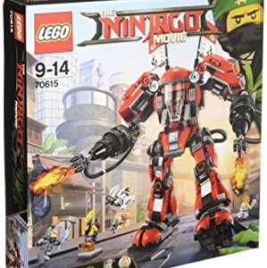 Lego Ninjago Movie Fire Mech 70615 - £29.50 at Tesco instore