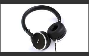 AKG N60NC Noise-Cancelling On-Ear Headphones - Black - £129 @ RicherSounds