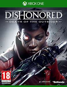 Dishonored: Death of the Outsider (Xbox One) - £5 Delivered @ Amazon Prime - OOS but can order for when back in