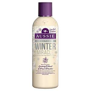 Aussie Winter Miracle Conditioner £2.98 (or 4 for £9.92) @ Amazon Pantry