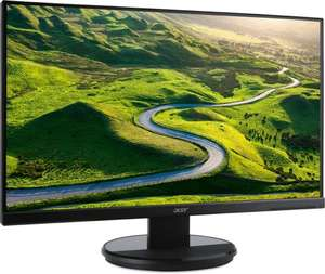 "Acer K272HULE 27"" WQHD LED Monitor £199.98 at  Ebuyer"