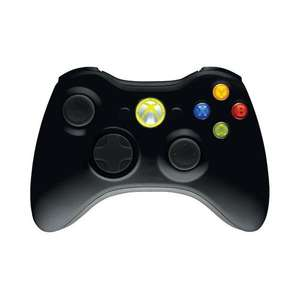 Xbox 360 Official Elite Wireless Controller Black £24.29 delivered w/code @ My Memory