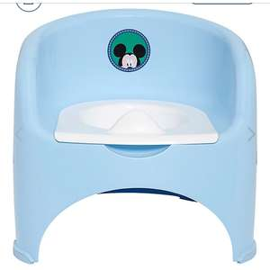 Disney Mickey Mouse Potty Chair - £3 (Free C&C to store) - Mothercare (Further reductions to sale stock!)