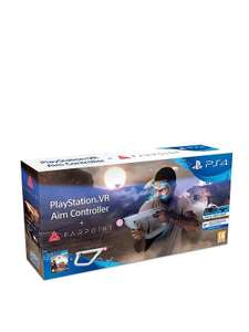 PlayStation vr aim controller and farpoint back in stock at very - £49.99