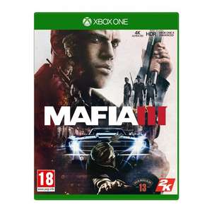 Mafia 3 Xbox one £9.99 @ smyths click and collect only