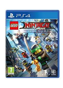 LEGO The Ninjago Movie: Videogame PS4 base.com £20.85