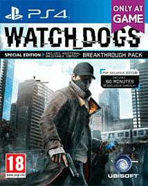 [PS4/Xbox One] Watch Dogs - £3.74 (Pre-owned) - Game