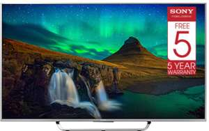 "SONY BRAVIA 75"" 4K UHD HDR10 (Dolby Vision -firmware update coming) LED TV - £3799 @ Sevenoaks Sound"