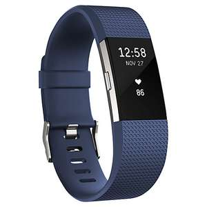 Fitbit Charge 2 Heart Rate £89.99 (John Lewis) 2yr guarantee