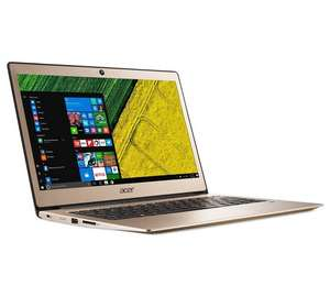 Acer Swift 1 13 Inch Pentium 4GB 128GB Laptop - Gold £299.99 @ Argos