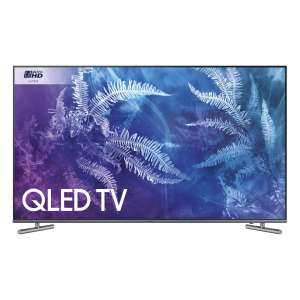Samsung QLED QE55Q6 £849 with code JAN50 + 10 FREE 4K UHD Movies @ Hughes