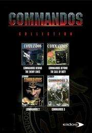 Commandos Collection (Steam) £1 @ Gamersgate (Or 40p Each)