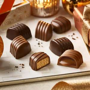 Free Butterscotch Collection chocolates when you spend £10 @ Thorntons
