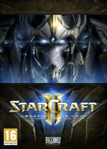 StarCraft 2: Legacy of the Void (Battle.net) £13.51 @ Instant Gaming