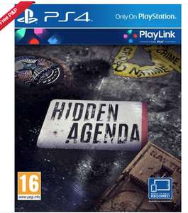 Hidden Agenda / Singstar Celebration / Knowledge Is Power (PS4) £7.99 Each Delivered @ Shopto via eBay