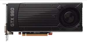 GTX 960 2GB Graphics Card £90 @ CEX