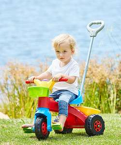 My first trike Was £30 NOW ONLY £9 @ Mothercare