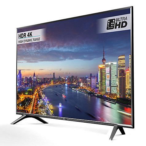 "Hisense H55N5700 LED HDR 4K Ultra HD Smart TV, 55"" with Freeview Play, Dark Grey £499 @ John lewis"