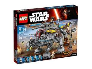 Lego Star Wars Captain Rex AT-TE 751157 £76.99 / £79.94 delivered @ Lego