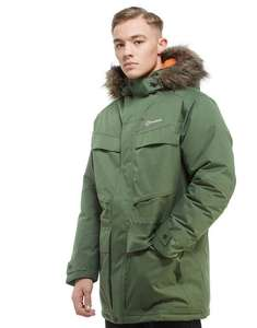 Berghaus Hudsonian Down Insulated Parka - less than half price! - £135 delivered @ JD Sports