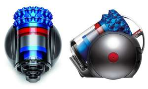 Dyson Cinetic Big Ball Musclehead Cylinder Bagless Vacuum Cleaner £180 at Groupon after code