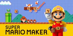 Super Mario Maker for Wii U, £17.49 @ Nintendo eShop
