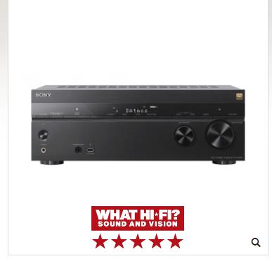 Sony STRDN1080 7.2 AV receiver £430 @ Peter tyson