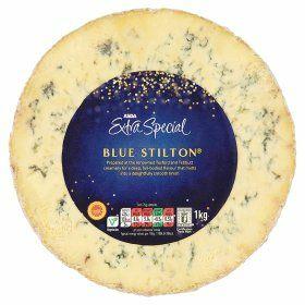 Asda Extra Special Blue Stilton Wheel 1kg £2.60 - Stockton Store (Maybe National)