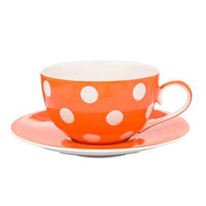 Big Coffee Cup & Saucer £3.20 free c&c @ Whittard