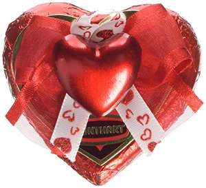 Gunthart Praline Large Red Heart with Decoration £3.36 @ Amazon - Add on item