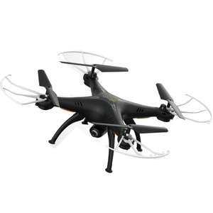 £34.99 (was £69.99) SKY DRONE PLUS MIDNIGHT BLACK £34.99 / £38.98 delivered @ Menkind