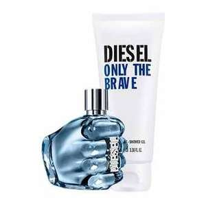 Diesel Only The Brave Gift Set 50ml £28.95 @ Fragrance Direct