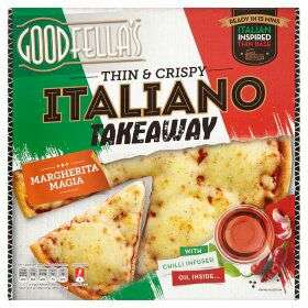 Goodfellas Italiano Pizzas: £1.25 @ Asda