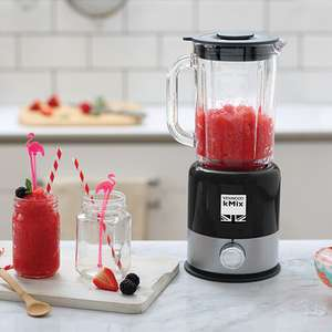 Kenwood kMix Blender Black was £129.99 now £49.94 from Harts of Stur