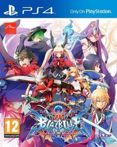 BlazBlue: Central Fiction (PS4) - £7.50 @ Game