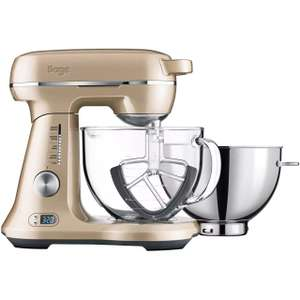 Sage By Heston Blumenthal The Bakery Boss BEM825RCH Stand Mixer with 4.7 Litre Bowl - Champagne £239 @ AO