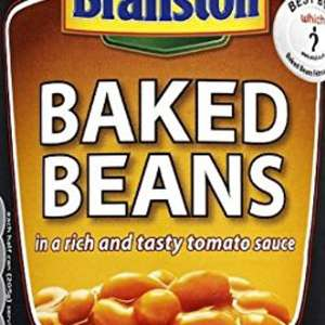 Branston Baked Beans 4 pack at the SPAR £1