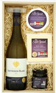 ASDA Extra Special White Wine & Cheese Gift Set £5 reduced from £10 - Stockton Store (Maybe National)