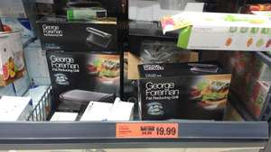 George Foreman 5 portion grill £19.99 @ Lidl Plough Lane
