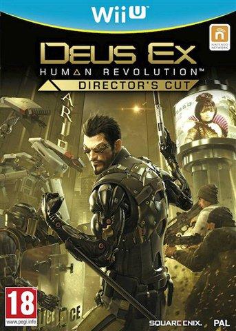 Wii U: Deus Ex, Mass effect 3 (used) £3.50 each / Splinter Cell Blacklist £4 in store @ CEX