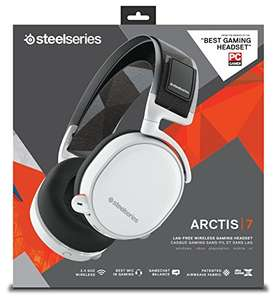 SteelSeries Arctis 7, Wireless Gaming Headset £99.99 @ Amazon