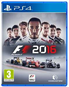 F1 2016 PS4 Game Open box @studentcomputers