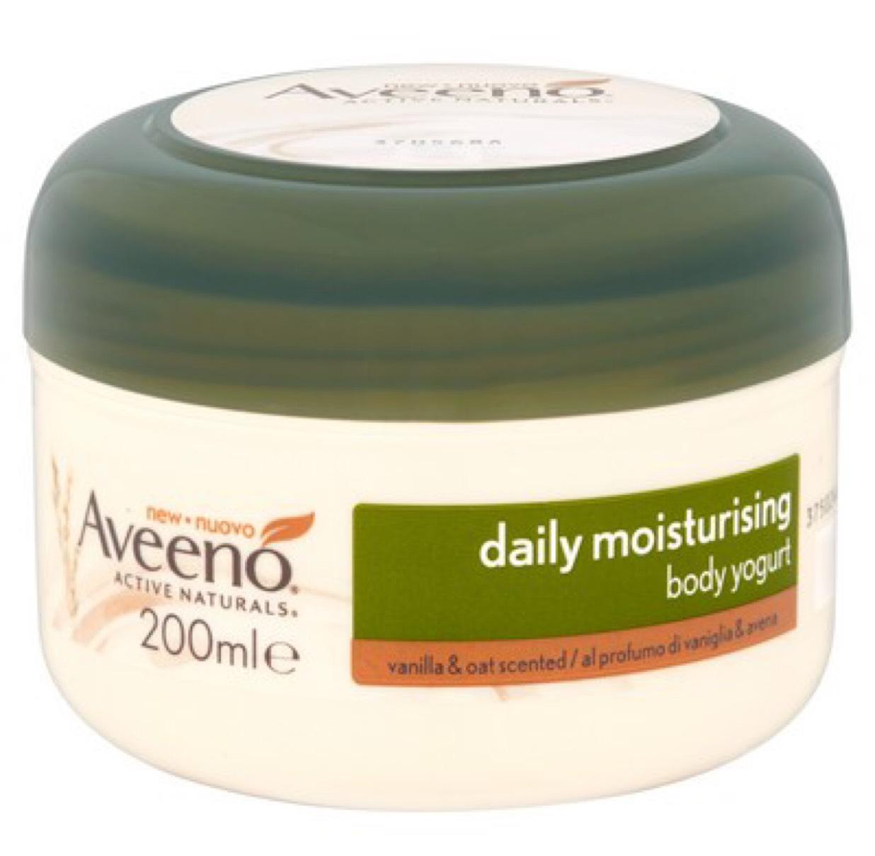 Aveeno Daily Moisturising Vanilla and Oat scented body yogurt was £6.50 now £3.25 @ Lloyds