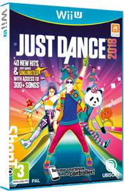 Just Dance 2018 WIIU £18.85 @ ShopTo