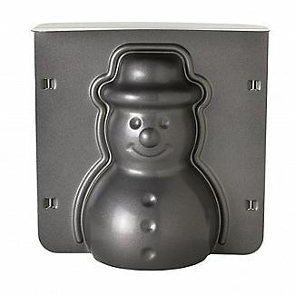 3D Snowman Cake Pan £3.49 (was £11.99) @ Lakeland - Free C & C