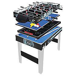 Tesco Hypro 3ft 4 in 1 Multi Games Table £30
