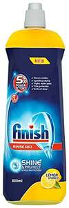 Finish Rinse Aid 800 ml - Lemon Sparkle, Pack of 2 £6.50 / £6.18 S&S @ Amazon