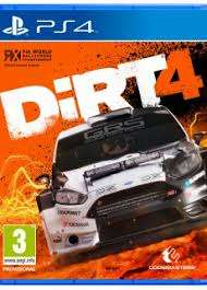 Dirt 4 steel book PS4/XB1 £20 @ Tesco instore
