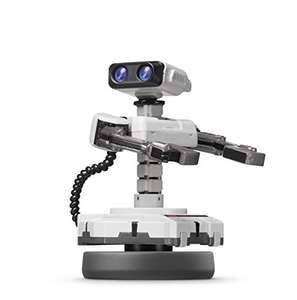 R.O.B. No.46 amiibo (Nintendo Wii U/3DS) £6.85 Prime @ Amazon